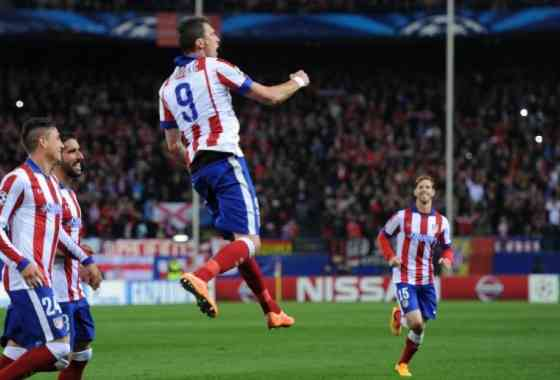 Atletico Madrid - Real Madrid (4:0)